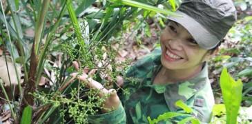 Nữ lang y xinh đẹp 30 năm vào rừng tìm thảo dược Viagra