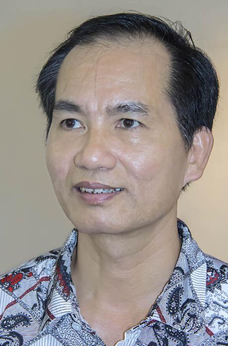 Tiến sỹ Nguyễn Thy Sơn