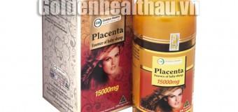 Trẻ hóa làn da với sản phẩm nhau thai cừu Golden Health