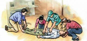 Cách xử lý tình huống khi gặp người bị tai biến mạch máu não