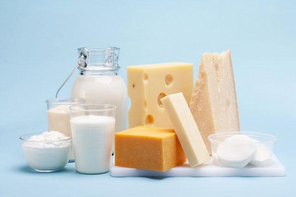 Các sản phẩm làm từ bơ, sữa