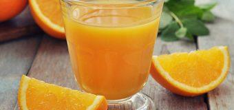 Viêm loét dạ dày không nên uống nước cam