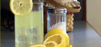 Uống nước chanh hàng ngày giúp phòng sỏi thận
