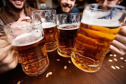 Rượu bia sẽ khiến bệnh thêm trầm trọng hơn