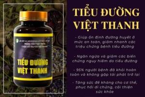 Giải pháp mới điều trị tiểu đường hiệu quả - Tiểu Đường Việt Thanh