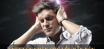 Top 5 nguyên nhân gây đột quỵ não nhanh nhất