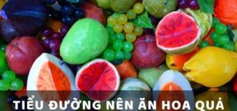 Tiểu đường nên ăn hoa quả gì? 5 nhóm trái cây tốt nhất