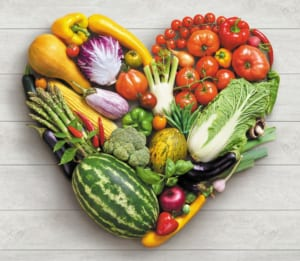 hoa quả tốt cho tim