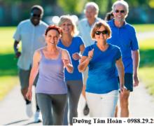 Vận động hợp lý với người bị bệnh tim mạch